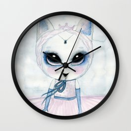 Miss Juliette Wall Clock