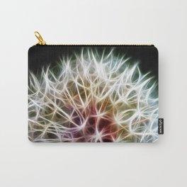 Fractal dandelion Carry-All Pouch