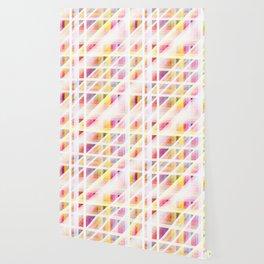 colorful threedimensional retro redcap Wallpaper