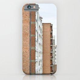 City Of Bricks iPhone Case