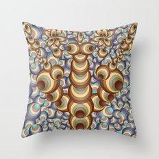 Eternal Spherolgy Throw Pillow