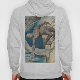 William Blake - Antaeus Setting Down Dante And Virgil In The Last Circle Of Hell Hoody