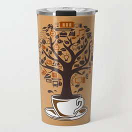 Coffee Tree Travel Mug