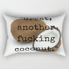 OITNB Coconut Rectangular Pillow