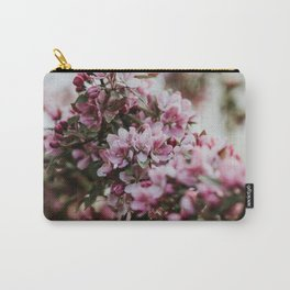 Pink blossomtree | Colourful Travel Photography | Arnhem, The Netherlands Carry-All Pouch