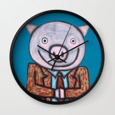 Mr.Mayor Wall Clock