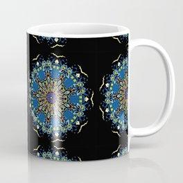 Tardis Mandala Coffee Mug