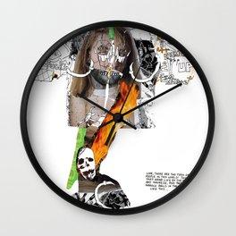 CutOuts - 12 Wall Clock