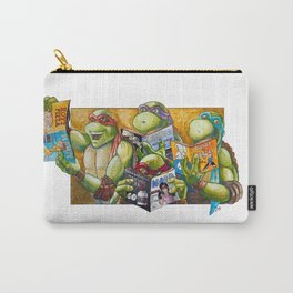 Fine Reading Material Carry-All Pouch