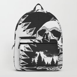 The Cycle Of Death Backpack