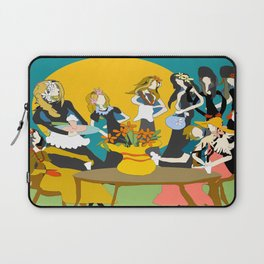 Not The Usual Crowd Laptop Sleeve