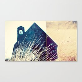 Going to the Chapel and ........ Canvas Print