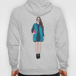 Touch of Pink Hoody