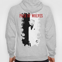 Pack of Wolves - Scarface Hoody