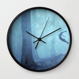 free spirit II Wall Clock