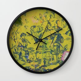 Afternoon, Iberian Wall Clock