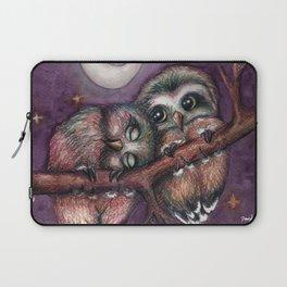 Owls in love II Laptop Sleeve