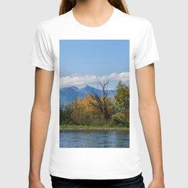 Autumn in Kamchatka T-shirt