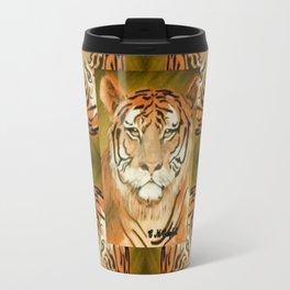 Bengal Tiger Pattern Travel Mug