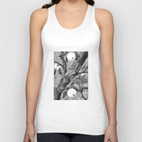 snail Tank Tops featuring Snail by ahatom