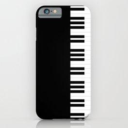PIANO MUSIC! iPhone Case