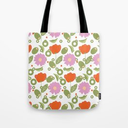 For the Love of Olives Tote Bag