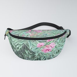 Pinot flower in portugal Fanny Pack