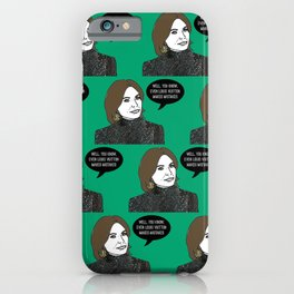 Even Louis Makes Mistakes iPhone Case