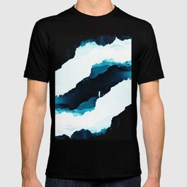 Teal Isolation T-shirt