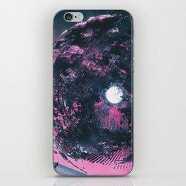 scifi fantasy illustration iPhone Skin