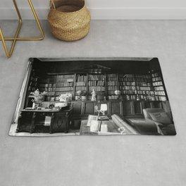 A Novel's Dream Home Rug