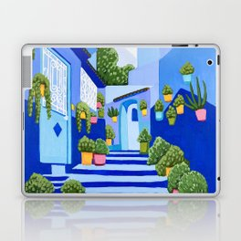 Blue Dreams Laptop & iPad Skin