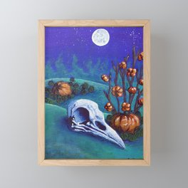 Harvest by Mary Bottom Framed Mini Art Print