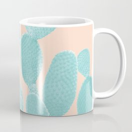 Summer Cactus #1 #succulent #decor #art #society6 Coffee Mug
