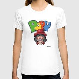 Ponte Popy / Popy Art T-shirt