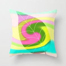 Sheet of paper Throw Pillow
