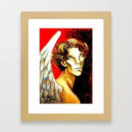 The Angel Islington  Framed Art Print