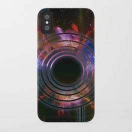 Wall of Space iPhone Case