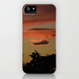 Silhouttes iPhone Case