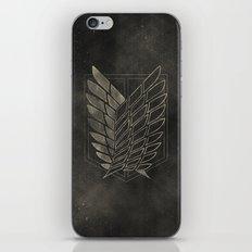 Attack on Titan  iPhone & iPod Skin