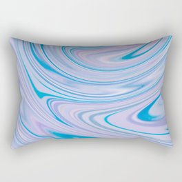 PURPLE FANCY Rectangular Pillow