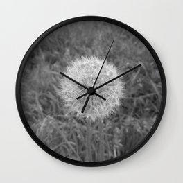 Flower #3 Wall Clock