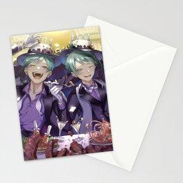 Twisted Wonderland Stationery Cards