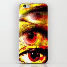 Triple Sight iPhone Skin