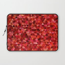 Bloody triangles Laptop Sleeve