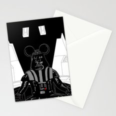 Episode V — Vador Mouse Chambers Stationery Cards