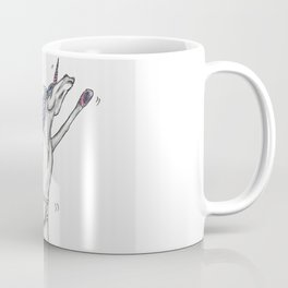 Unicorn Undies Coffee Mug
