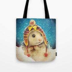keep me warm Tote Bag