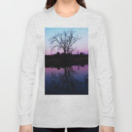 purple dawn I Long Sleeve T-shirt