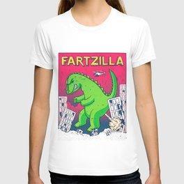 Fartzilla T-shirt